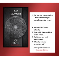 The Moment of Truth Relationship Card Game - Sexcatacy Edition